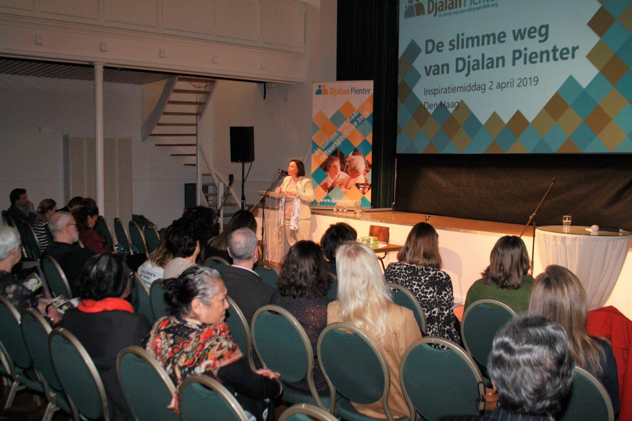 Marieke van Hove, programmaleider Djalan Pienter