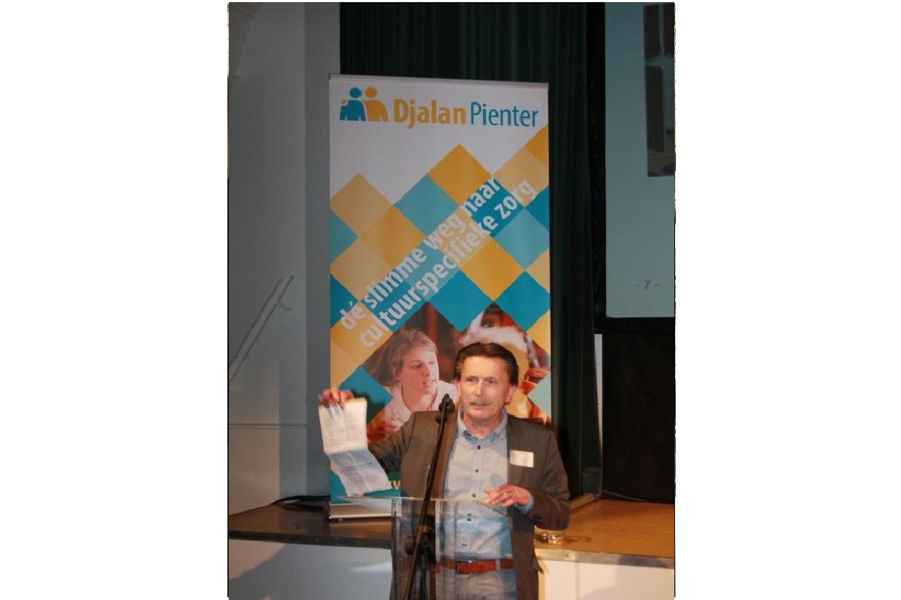 Gert van der Pluijm: directeur/bestuurder woonzorgcentrum Raffy